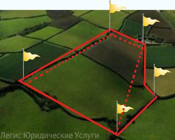 земельный спор по границам участка